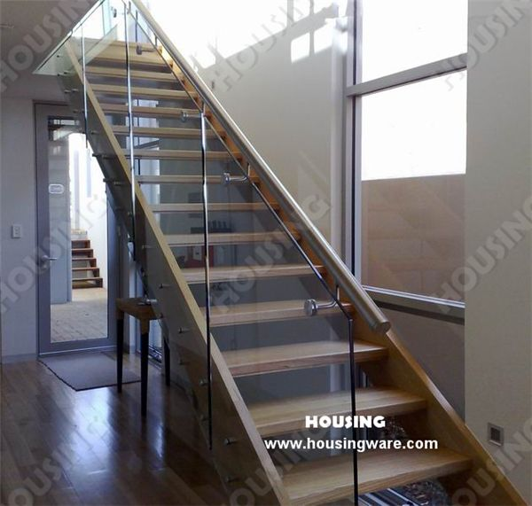 Cheap Fittings Water, Buy Quality Material Red Directly From China Material  Interior Suppliers: Patch Fitting Glass Stair Railing With Stainless Steel  ...