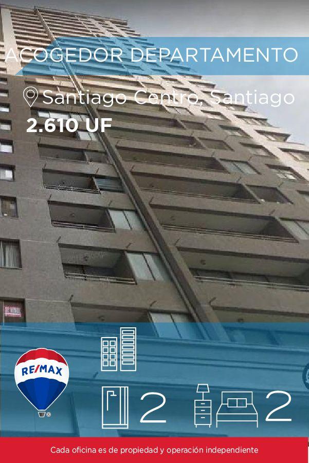 [#Departamento en #Venta] - ACOGEDOR DEPARTAMENTO AMUNATEGUI CON SANTO DOMINGO 🛏: 2 🚿: 2  👉🏼 http://www.remax.cl/1028036023-2 #propiedades #inmuebles #bienesraices #inmobiliaria #agenteinmobiliario #exclusividad #asesores #construcción #vivienda #realestate #invertir #REMAX #Broker #inversionistas #arquitectos #venta #arriendo #casa #departamento #oficina #chile