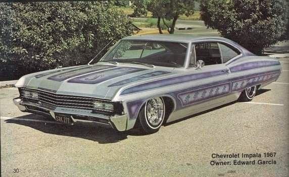Idea By Juan Morales On Low Rider Impala