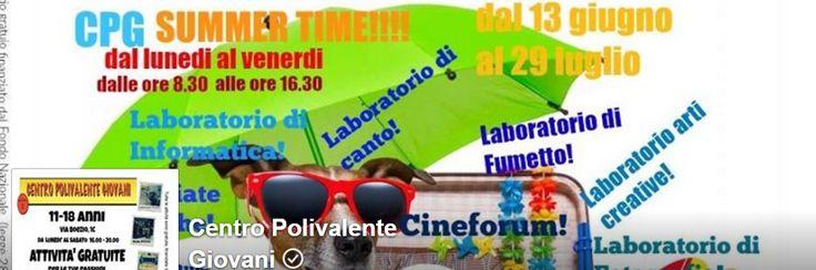 Centro Polivalente Giovani Via Boezio 1/C Tel. 06/6839 2163