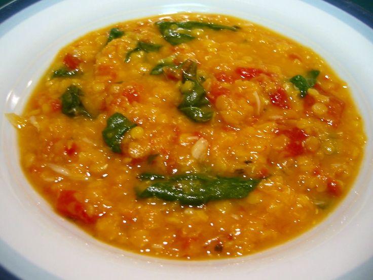 ... LENTEN FARE on Pinterest | Thai shrimp curry, Soups and Bourbon salmon