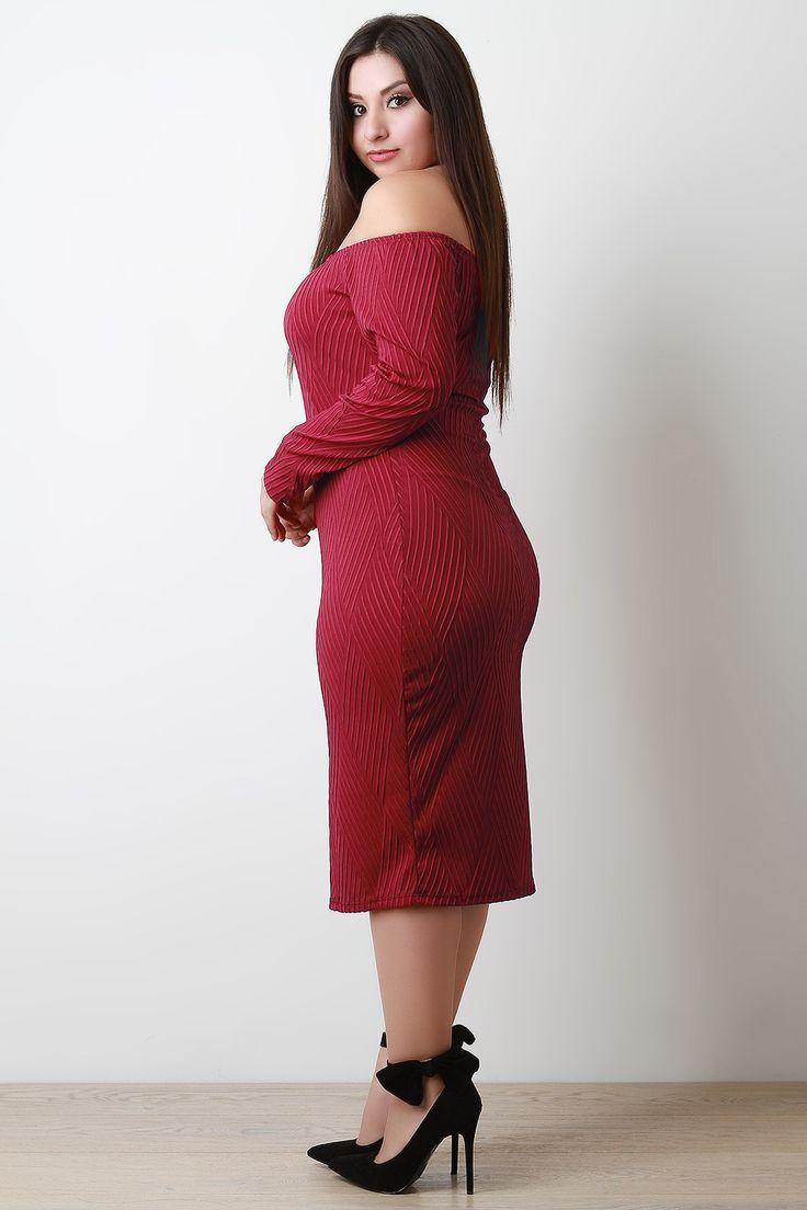 Young plus shoulder size dresses dress bodycon long off north style melbourne