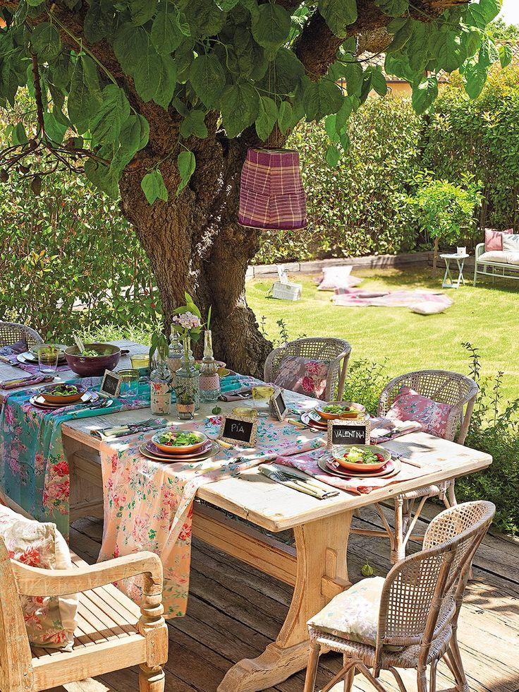 Se acaba el verano: ¡celébralo con una fiesta! · ElMueble.com · Casa sana