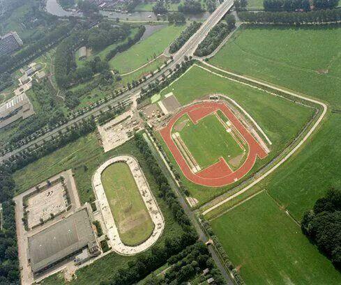 Kunstijsbaan Utrecht-Overvecht