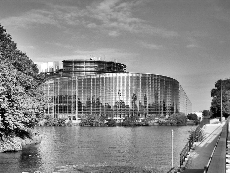 European Parliament by Roxikf.deviantart.com on @DeviantArt