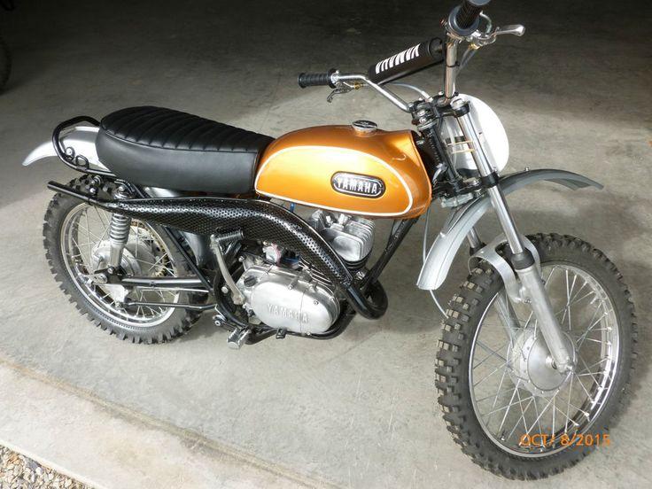 Harley Davidson Prices >> 1971 Yamaha DT1F 250 MX   Yamaha, Vintage bikes, Bike