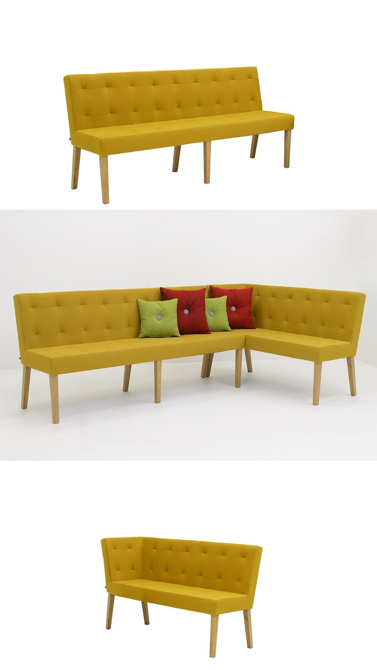 RUBBY #furniture #seating #bench #design #lauksva #horeca