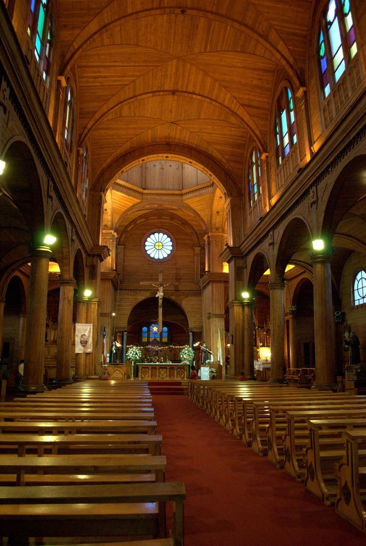 Iglesia de Castro - Chiloe