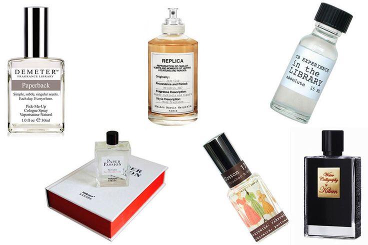 6 parfums die bevestigen dat niets zo goed ruikt als een boek