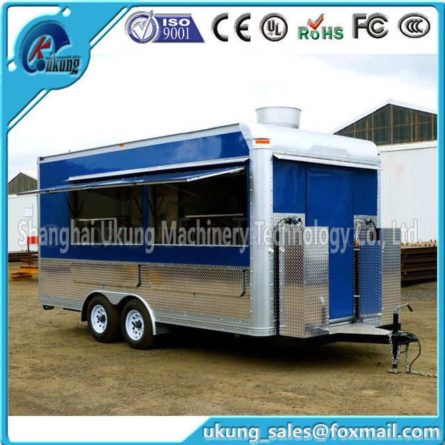 Source Cheap Catering Trailer Food Truck On Malibaba