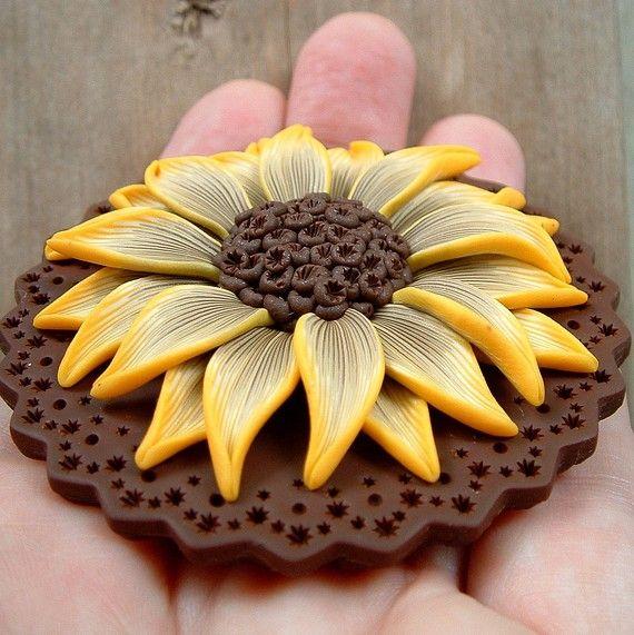 more beautiful sunflowers from Zuda Gay