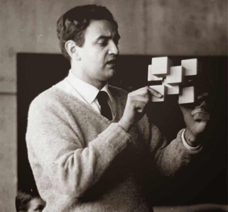 Tomás Maldonado (*25 de abril de 1922, Buenos Aires, Argentina) Enfoque científico del diseño. ULM Alemania