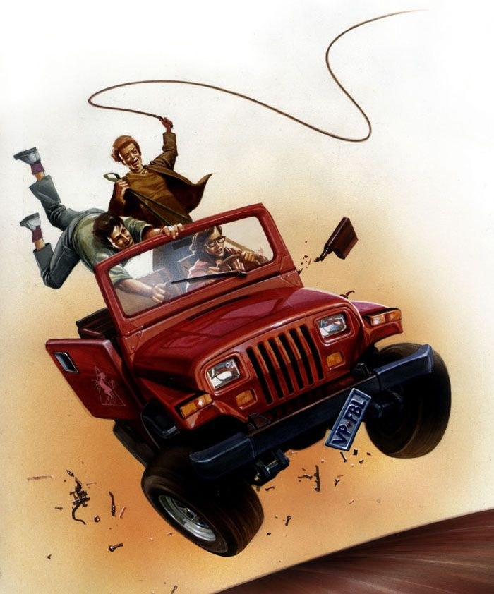 Fable Jeep