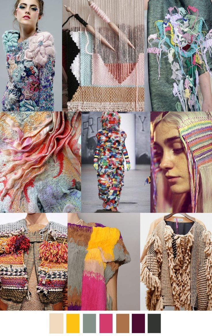 48 best ss 2017 images on pinterest color palettes for 2050 fashion predictions