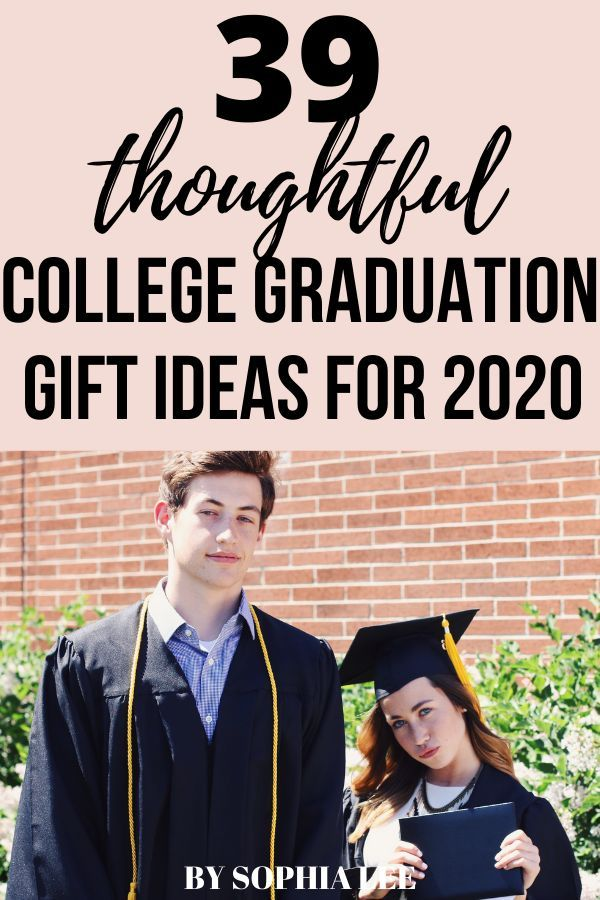 Christmas Gifts For College Students 2020 39 Best College Graduation Gift Ideas to Give in 2020   By Sophia