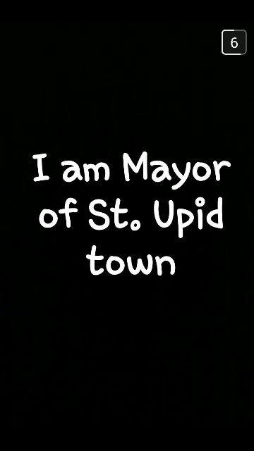 Mayor of St. Upidtown