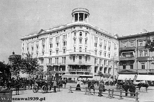Pre-war Warsaw! (Pre-war images only, 5 image limit per post) - Page 12 - SkyscraperCity