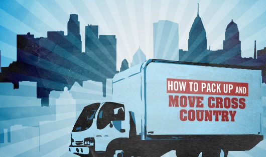 I like the list of things to change before and after you get there.                        How to Pack Up and Move Cross Country