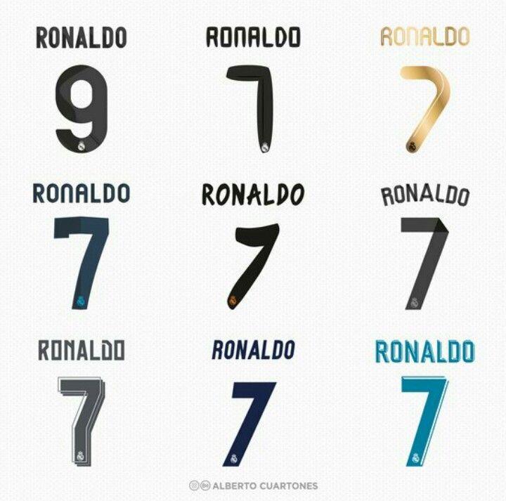 Ronaldo en Real Madrid