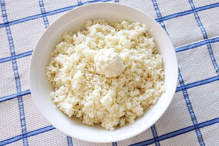 How to Prepare Cauliflower Rice | Insulin Resistance Diet Recipes