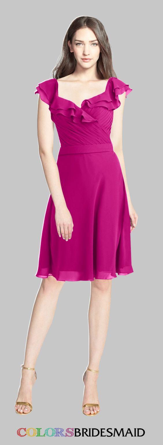 The 45 best Purple Bridesmaid Dresses images on Pinterest