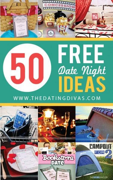 50 FREE Date Night Ideas!