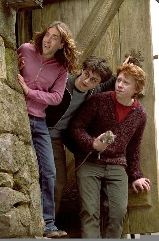 21 movies made better with Nicholas Cage. Harry Potter and the Prisoner of Azkaban