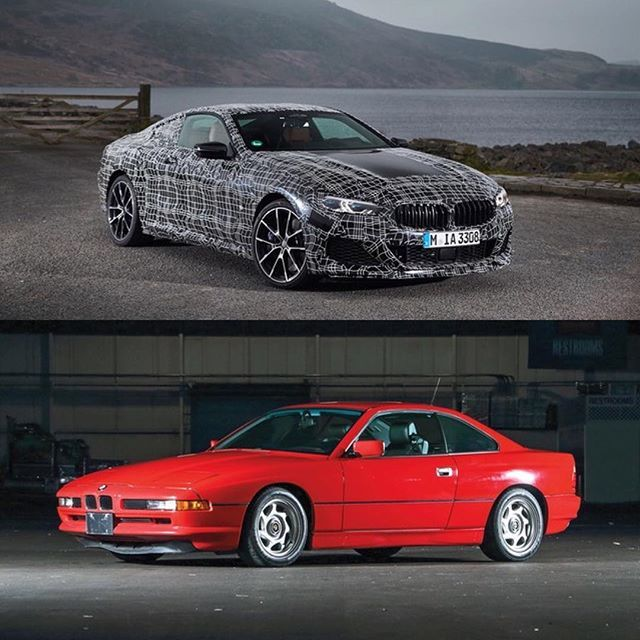 Bmws: Which Version Of BMWs Halo Car Do You Choose? The Past Or