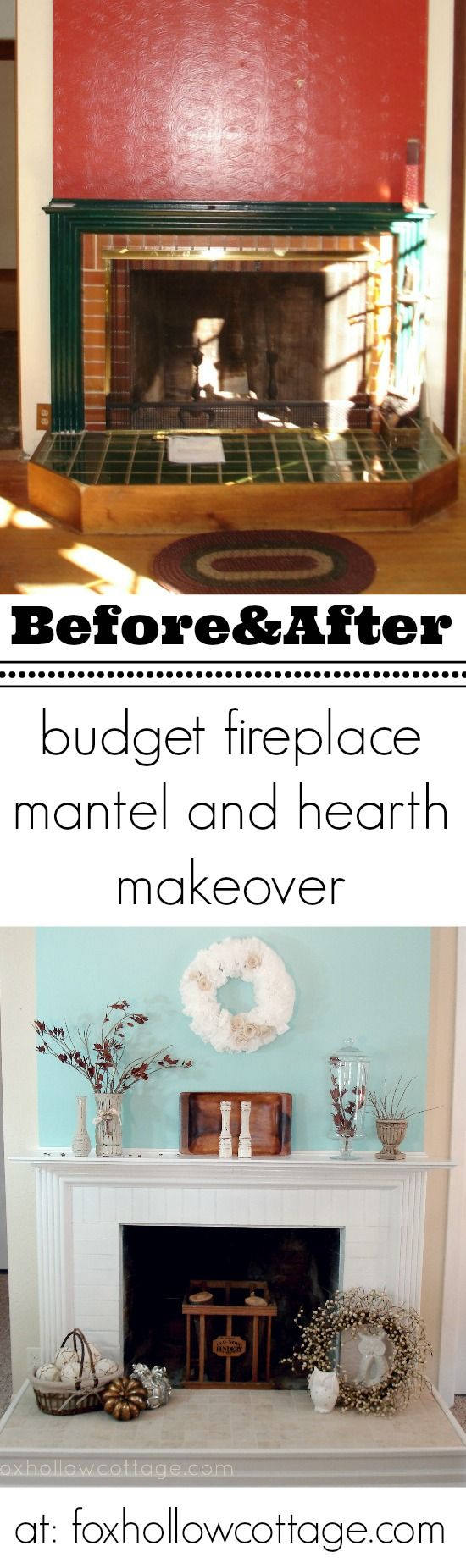 Diy Fireplace Makeover Ideas 54 Best Fireplace Mantles Images On Pinterest