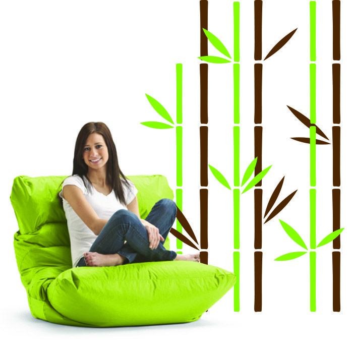 bambú #decoraconvinil #vinilosdecorativos #decoracion #decoratupared #arbol #bambu