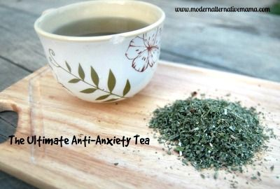 How to Make an Unusual All-Natural Anti-Anxiety Tea