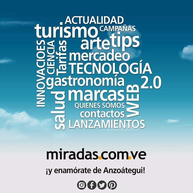 Enamórate de Anzoátegui con Miradas Magazine!