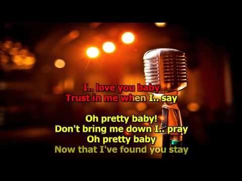 Can't Take My Eyes Off You - (HD Karaoke) Frankie Valli - YouTube
