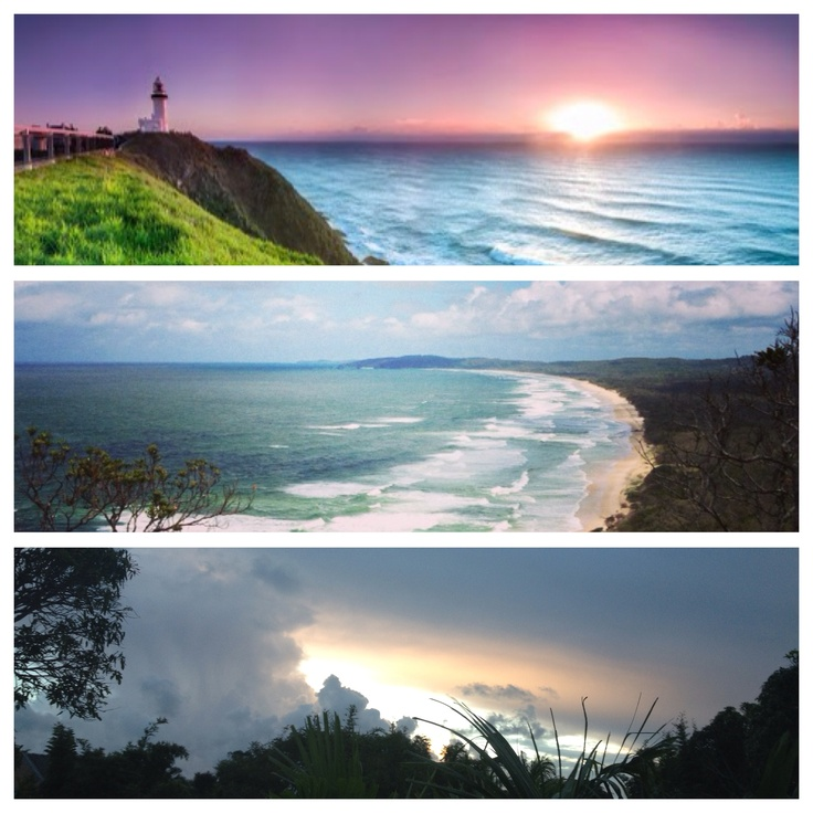 Memories of Byron Bay, Australia