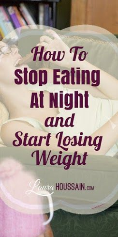 Do you wonder how to stop eating at night? Here is how to permanently gain control over late-night munchies and the night eating syndrome in eight minutes a day.