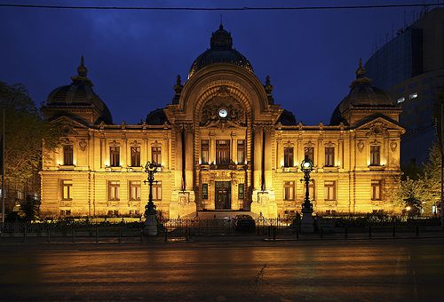 CEC Palace - Bucharest