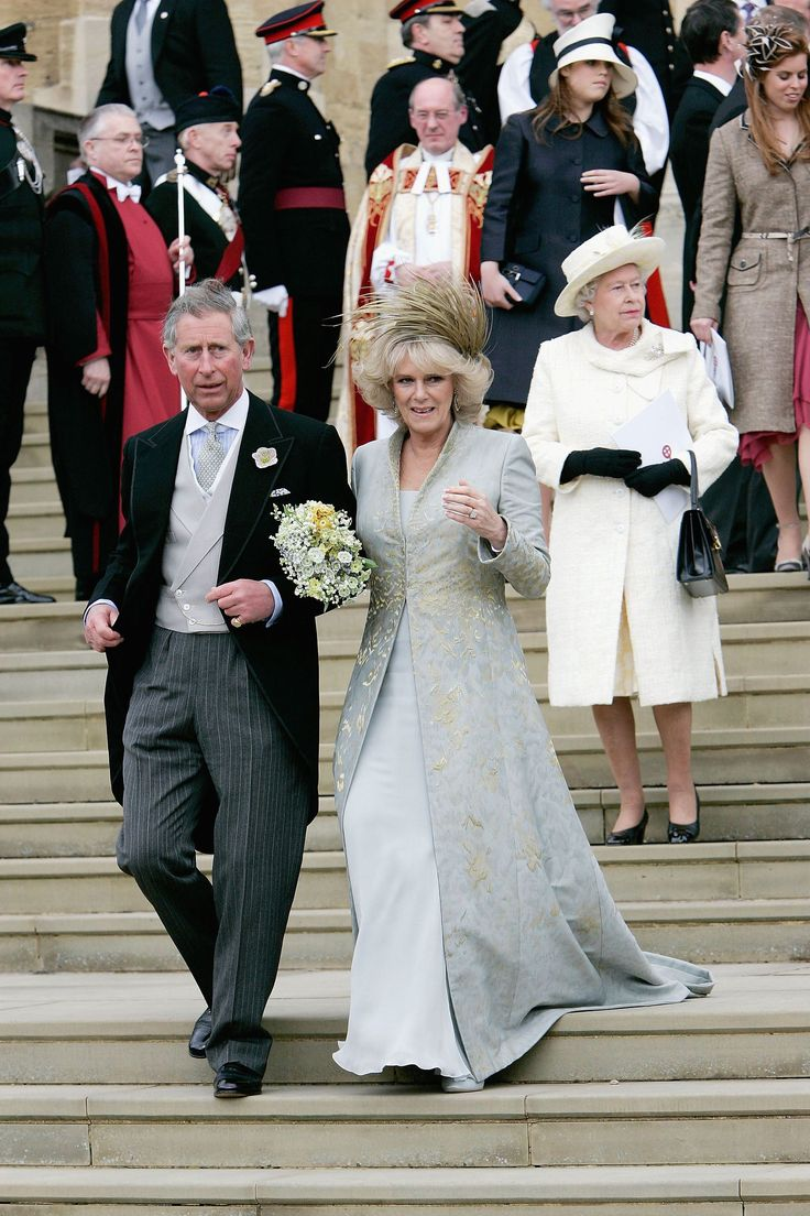 Remembering Prince Charles and Camilla's Wedding Day