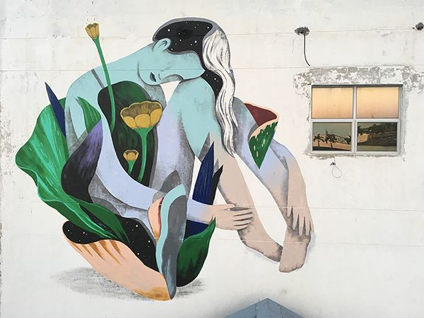 Innerspace Mural, Mauritius on Behance