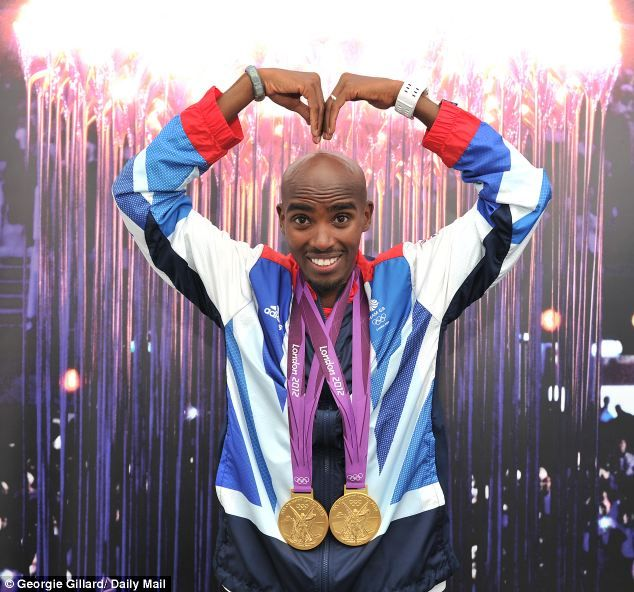 The Top 10 Gentleman of the Year 2012 Mo Farah http://theperfectgentleman.tv/top-ten-gentlemen-for-2012/