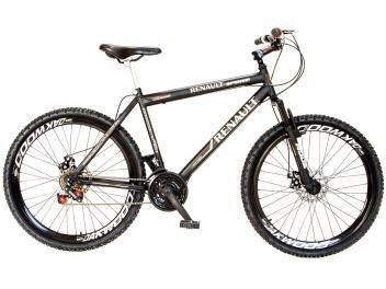 Bicicleta Renault 551 Mountain Bike Aro 26 - 21 Marchas Freio a Disco