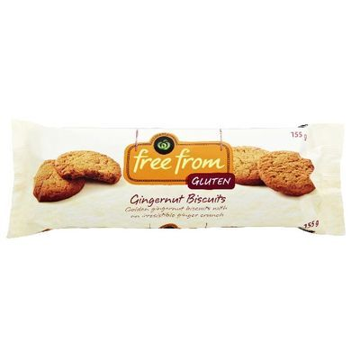Check out woolworths free from gluten plain gingernut biscuit 155g at woolworths.com.au. Order 24/7 at our online supermarket