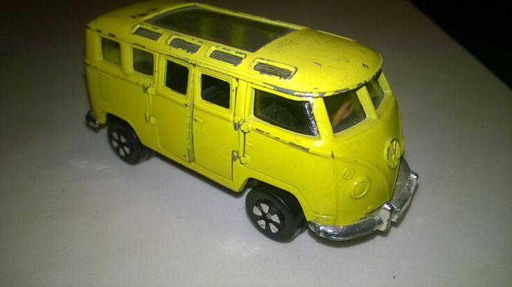 Playart VW T1 all top Windows open