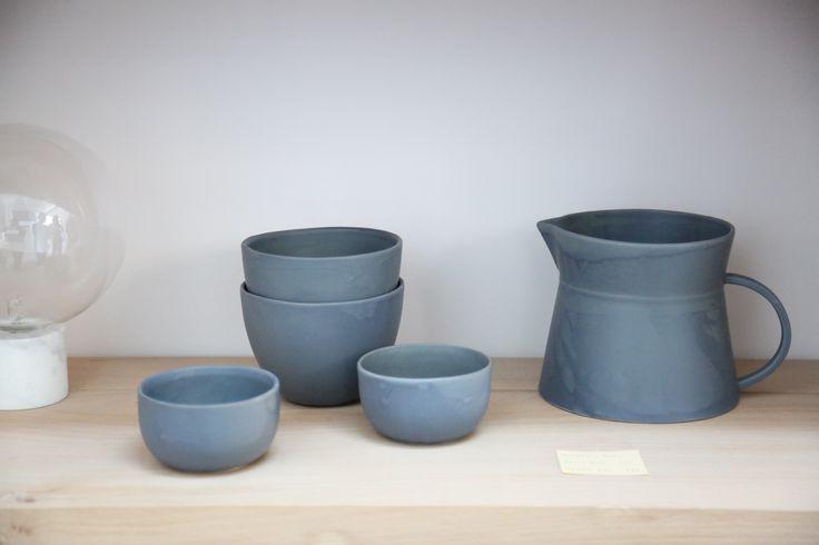 ceramic collection / EVERYDAY ESSENTIALS by Caroline Gomez / everydayessentials.fr