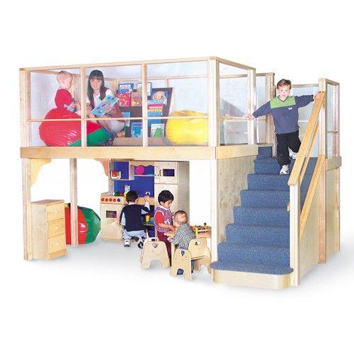 Classroom Loft Ideas ~ Best images about preschool wish list on pinterest