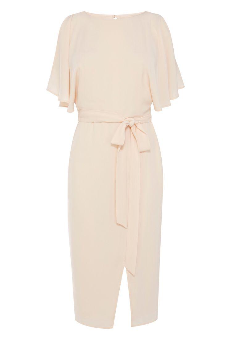 ELINA COLD SHOULDER DRESS