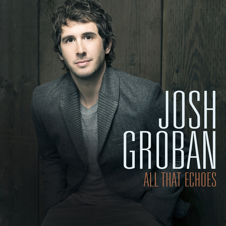 Josh Groban 'All That Echoes' https://itunes.apple.com/us/album/all-that-echoes/id580284033