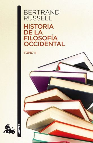 'Historia de la Filosofía Occidental' de Bertrand Russell.