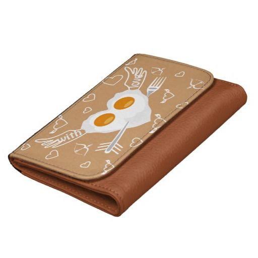 Breakfast for Lovers Wallet
