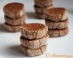 Шоколадное печенье сабле от Уильяма Кёрли