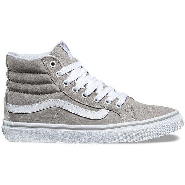 vans grey damen